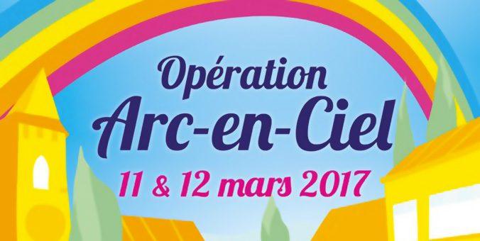 Opération Arc-en-ciel 2017